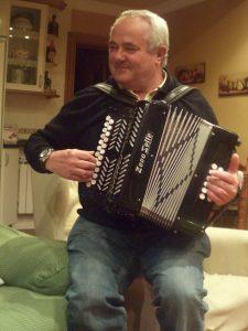 martin and accordion