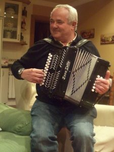 martin and accordion
